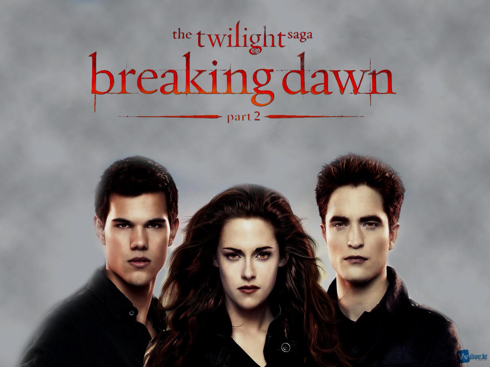 The Twilight Saga Breaking Dawn Part 2 Main Characters HD Wallpaper By VvallpaperNet