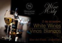 Tasting de Vinos Blancos 2017