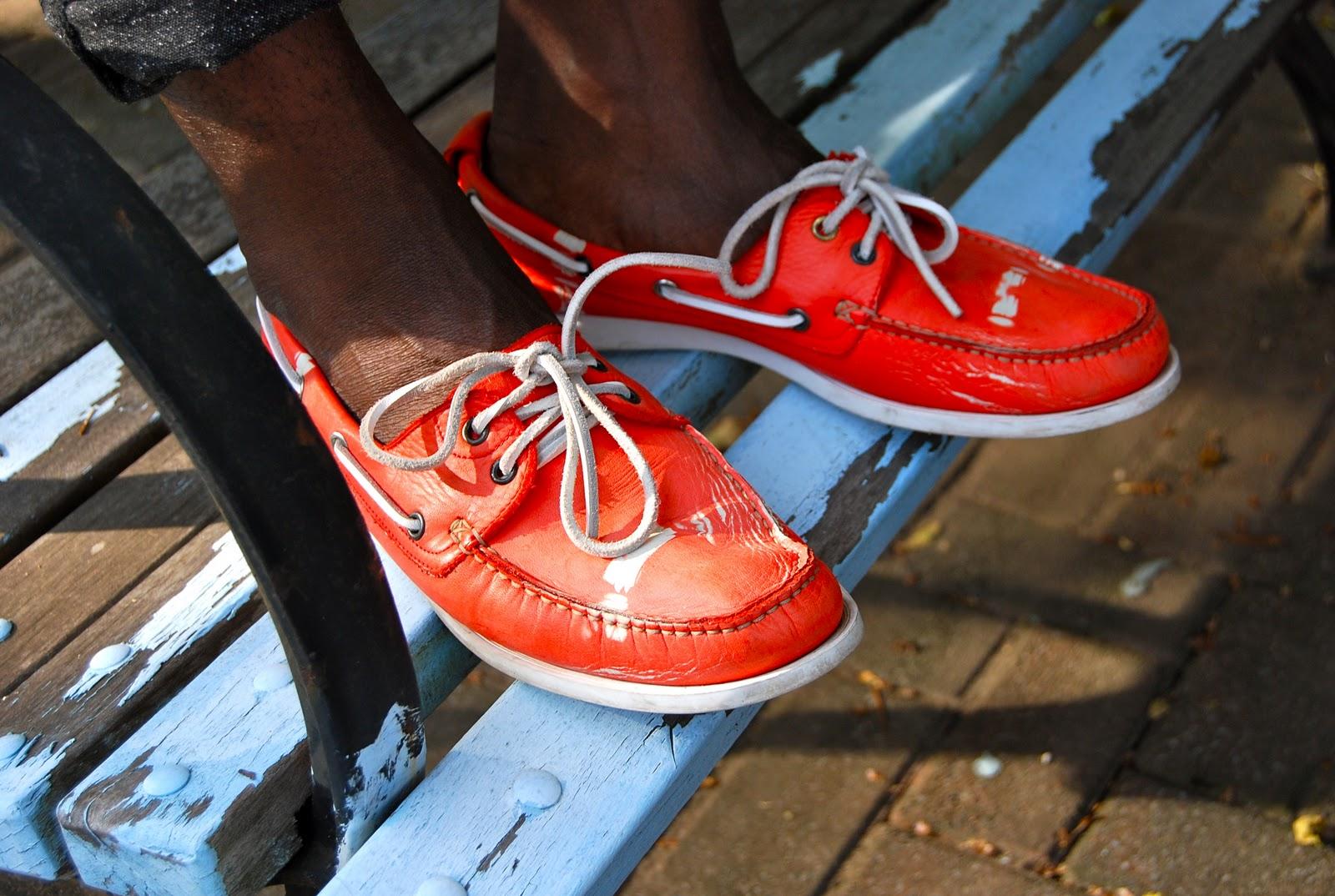 MANtoMEASURE: Men's Boat Shoes - summer fashion trends