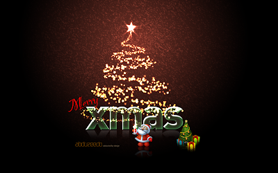 Merry Christmas Santa Wallpaper Free
