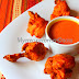 Chettinad Chicken Chops / Deep Fried Chicken Lollipops Chettinad Style