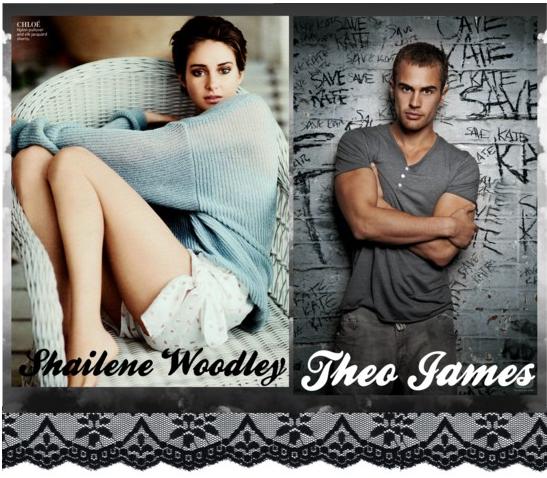 Divergent, Shailene Woodley, Theo James, Divergent Movie, Divergent Cast