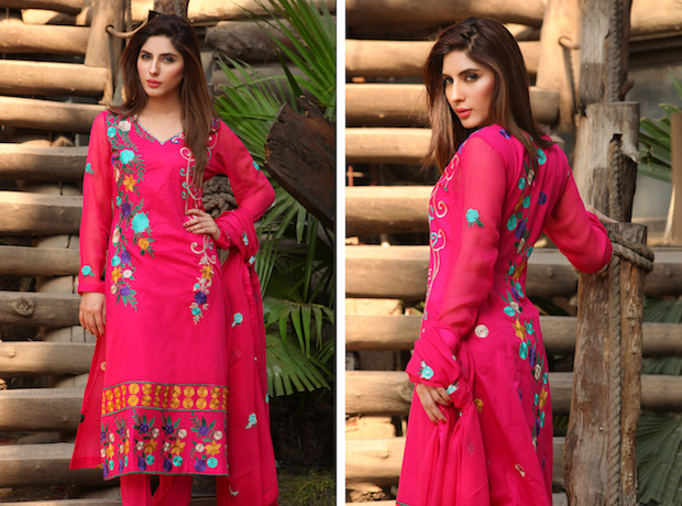 Pakistani Lawn suits 2013