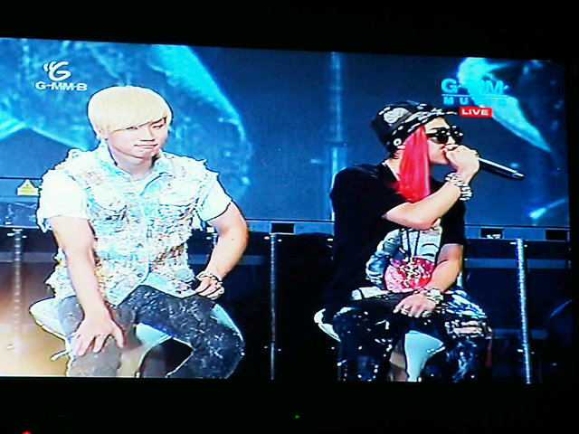 BIGBANG Yamaha Concert