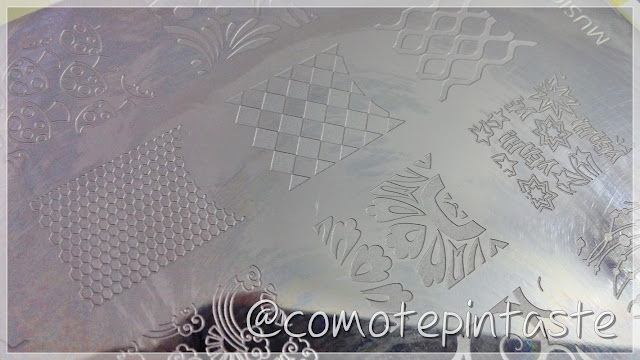plate, stamping, diamonds, placa, cheeky