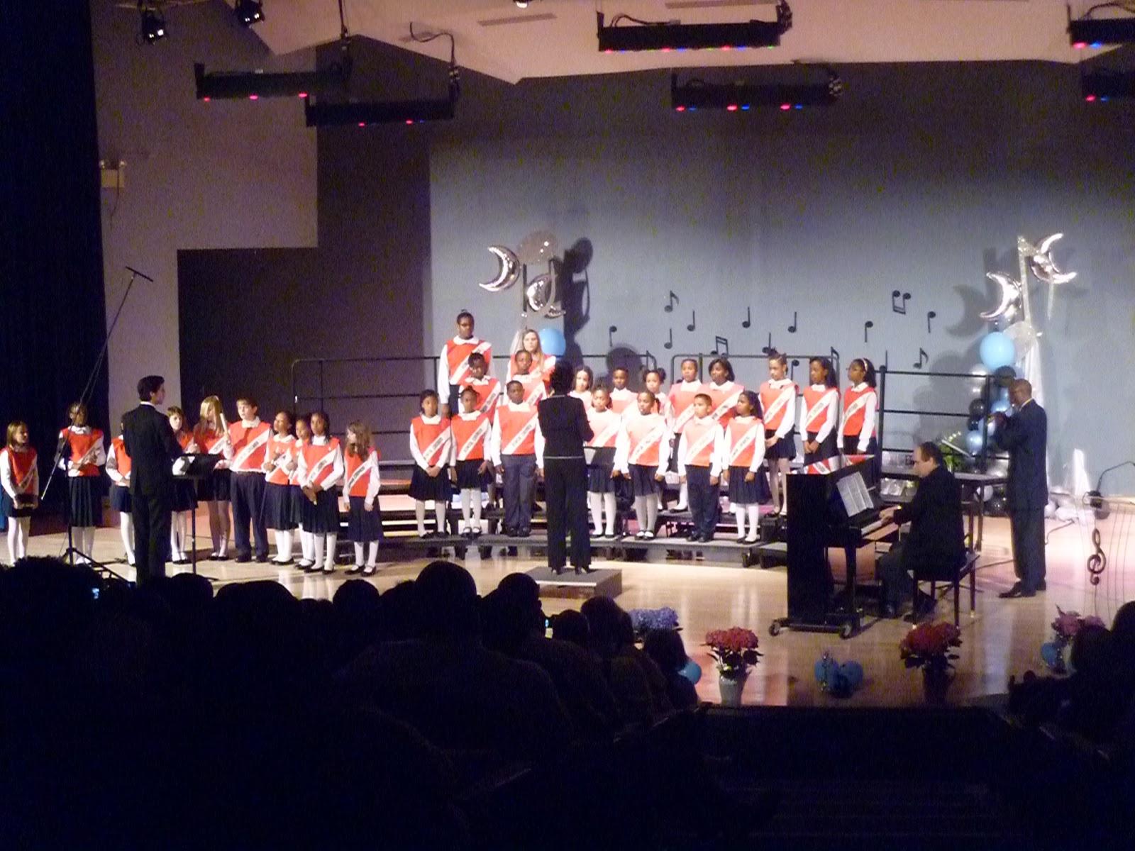 Honor chorus opportunities