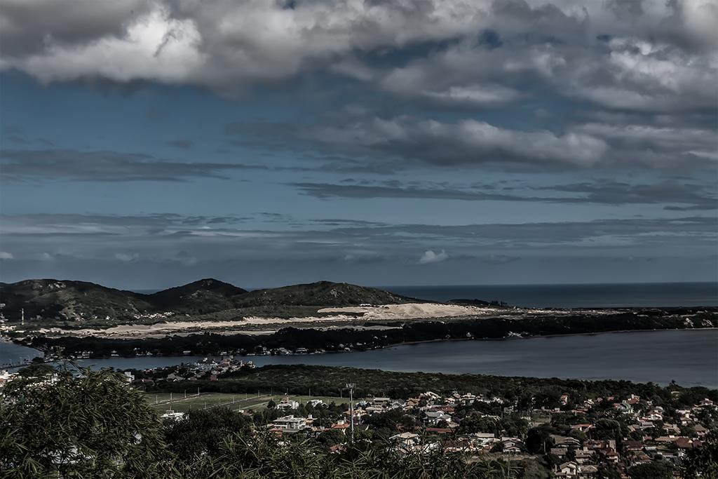 mirador playa Florianopolis Brasil