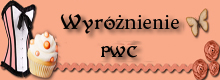 wyróżnienie w PWC