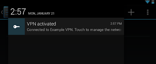 How To Setup a VPN Connection on Android