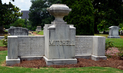 Margaret Mitchell's grave site, Historic Oakland Cemetery