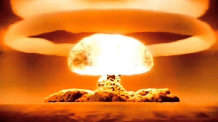 «Ιβάν ο Μέγας» Η ισχυρότερη εκρηκτική συσκευή που κατασκεύασε ποτέ ο άνθρωπος
