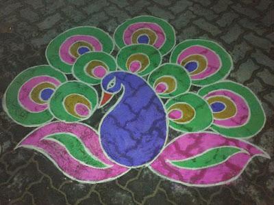 Diwali 2015 Rangoli Designs wallpapers