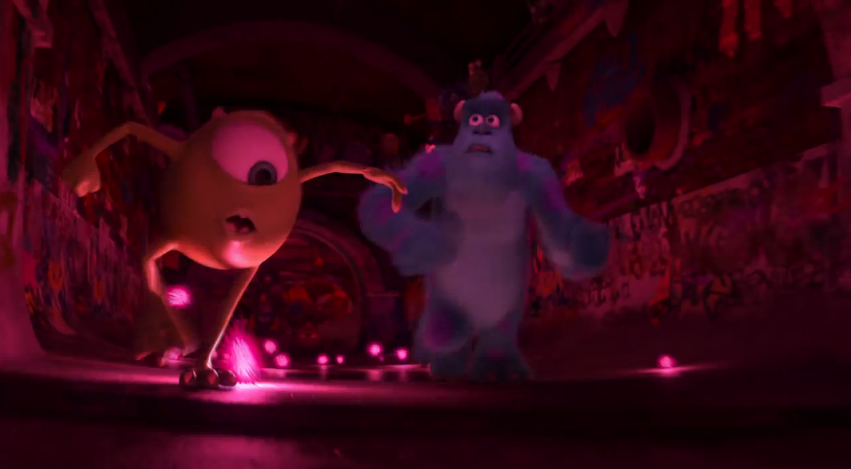 Third Monsters University Trailer Released - now with more slug teeth