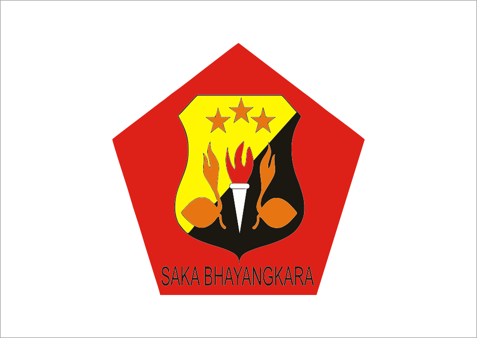 Download Logo Saka Bhayangkara Vector