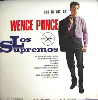 Wence Ponce y Los Supremos