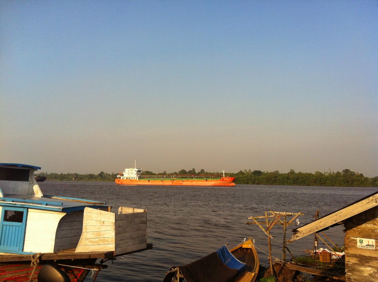 mentaya river