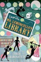 bookcover of ESCAPE FROM MR. LEMONCELLO'S LIBRARY  by Chris Grabenstein