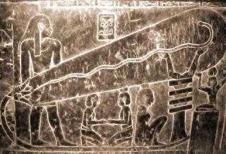 penjelasan dendera lamp lampu jaman mesir kuno - blog misteri cerita tentang dunia