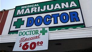 Batalha para que maconha seja vendida para doentes na Califórnia