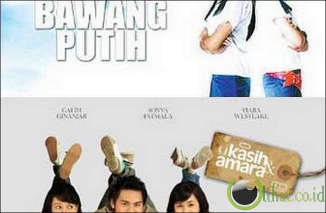 KASIH & AMARA (2008) dan BAWANG MERAH BAWANG PUTIH (2005)