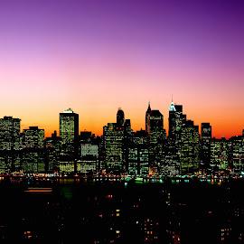 Foto kota New York