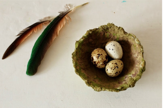 http://froggooseandbear.blogspot.com.au/2014/04/a-recycled-paper-easter-nest-guest-post.html