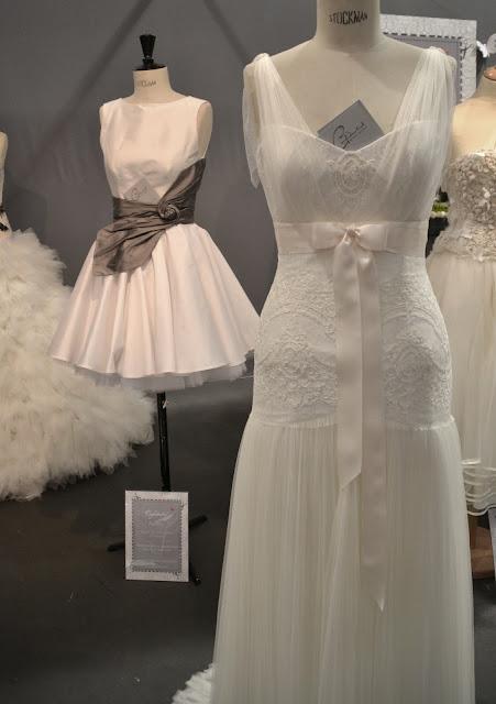 robes de mariée dentelle tulle courte confidentiel création