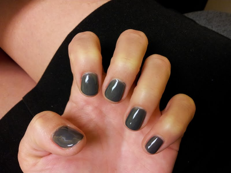how to take off bio gel nails at home