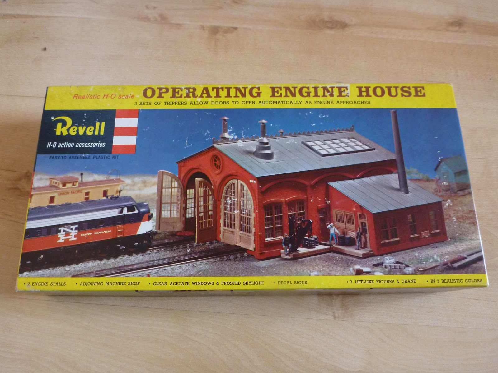 Ho Scale Model Railroading In The Uk Yultide Revelling