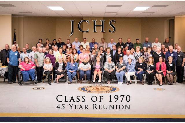 JCHS 45 Year Class Reunion [EVENT]