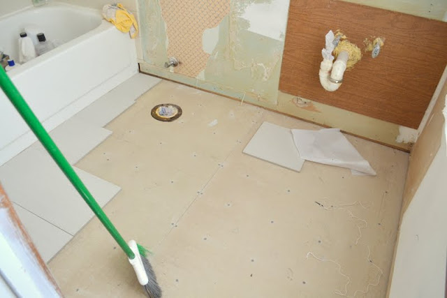 dry fit tile