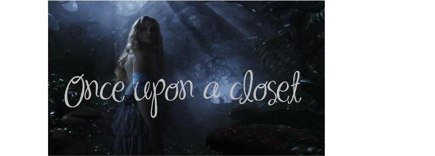 Once upon a closet