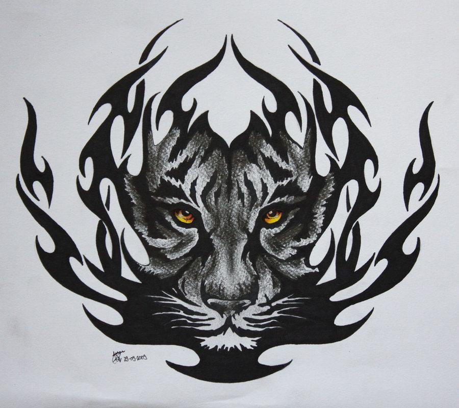 Tiger By Shyira Design On Deviantart