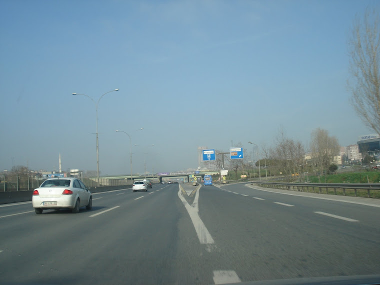 Göztepe köprüsü