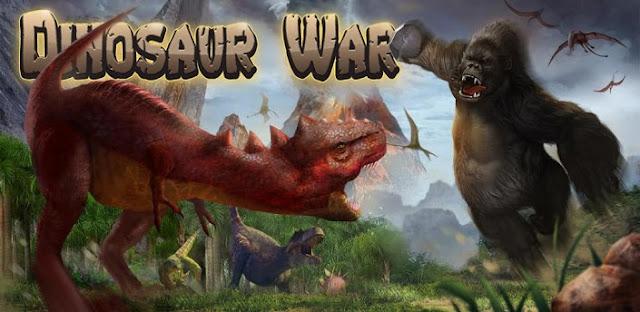 Dinosaur War mod todo infinito-trucos-Torrejoncillo