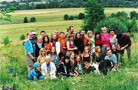 Warsztaty z Tanną w 2005