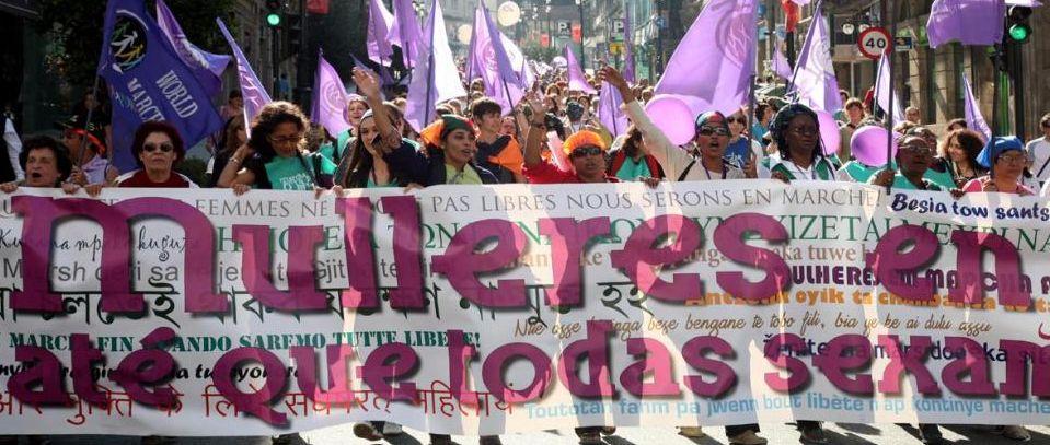 Marcha Mundial das Mulheres Portugal