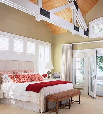 Decoraci n de interiores dormitorios con estilo contempor neo - Dormitorios con estilo ...