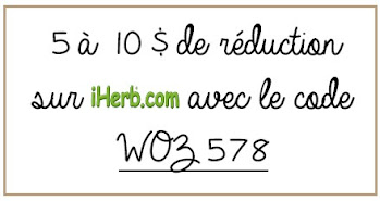 Code promotionnel iHerb