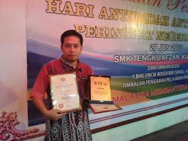 Johan Blog PPDa & Sudut PPDa Peringkat Negeri Pahang 2013