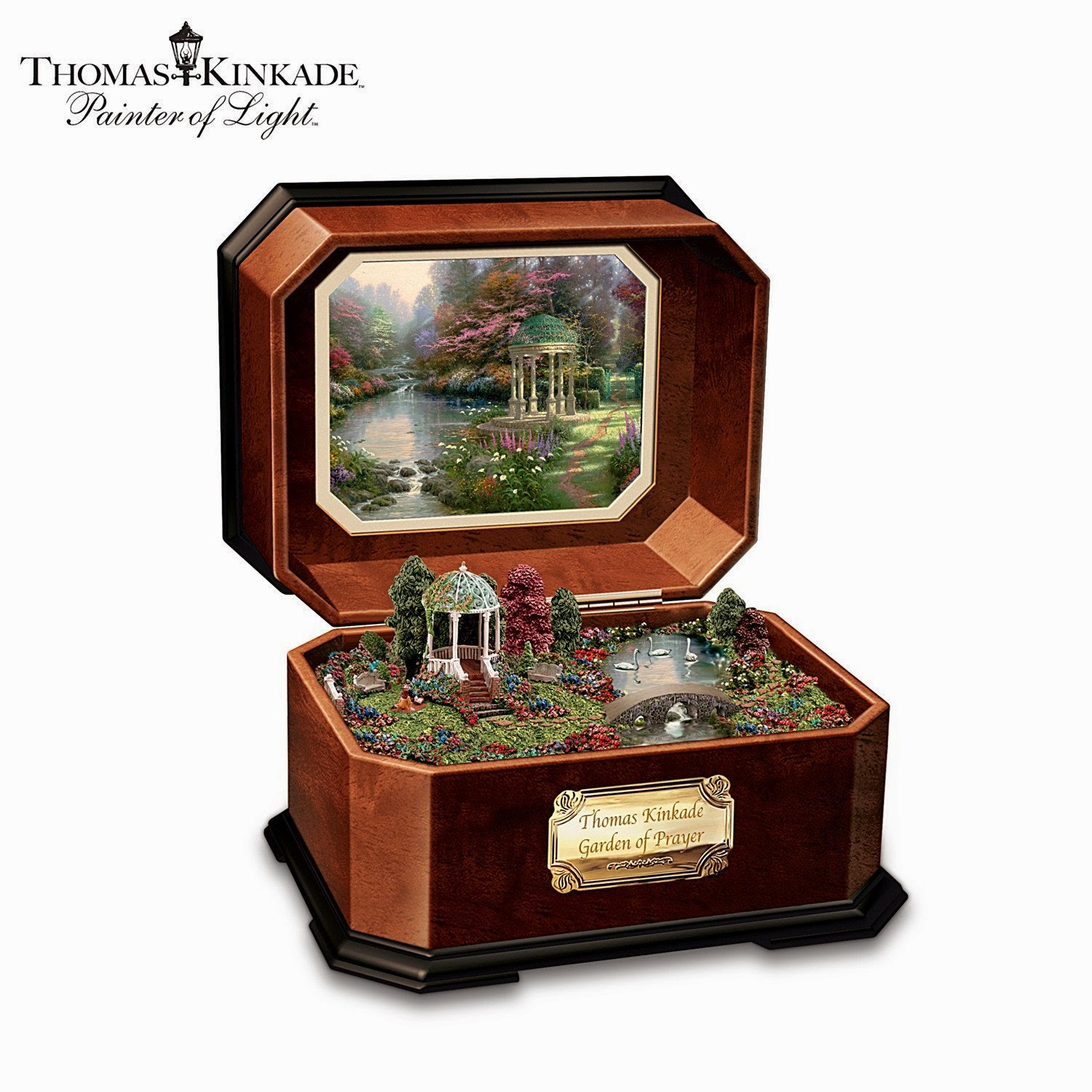 http://www.squidoo.com/thomas-kinkade-music-boxes-and-more#module155614932