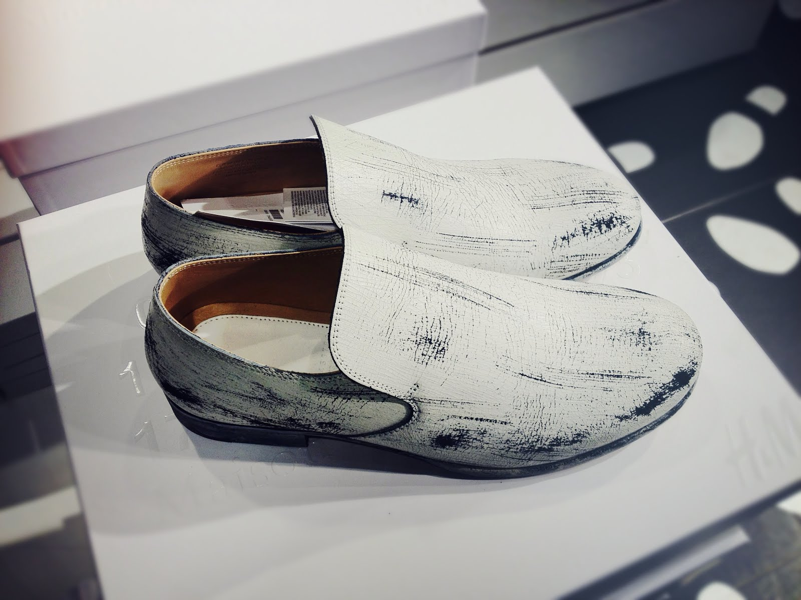 00O00 London Menswear Blog Martin Margiela with H&M #MARGIELAWITHHM