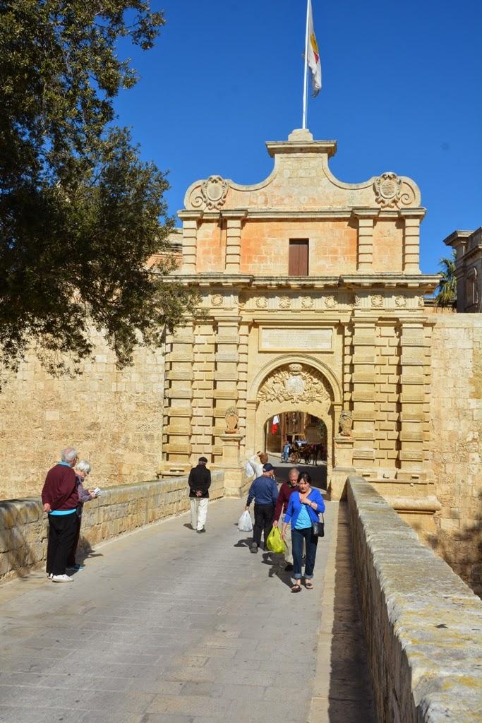 Mdina General Gate