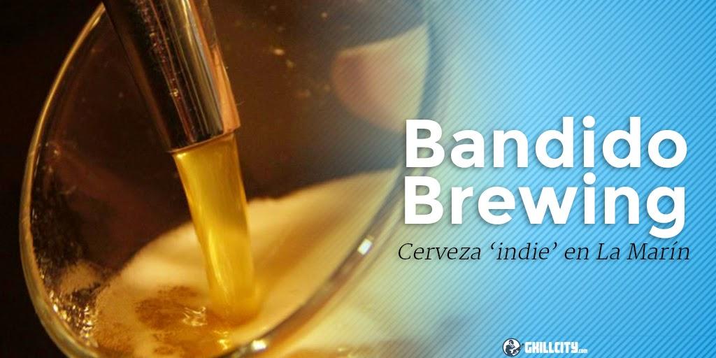 Bandido Brewing es una micro cervecería que funciona en el Centro de Quito