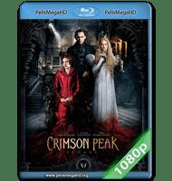 LA CUMBRE ESCARLATA (2015) FULL 1080P HD MKV ESPAÑOL LATINO