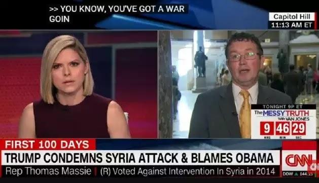 """Δημοσιογράφος του CNN μένει άφωνη όταν ακούει άλλη άποψη από την """"ορθή"""""""
