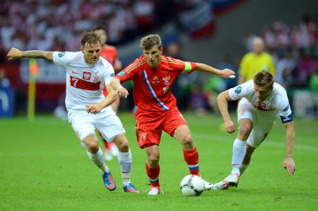 Video Euro 2012 Polandia vs Rusia 13 Juni 2012