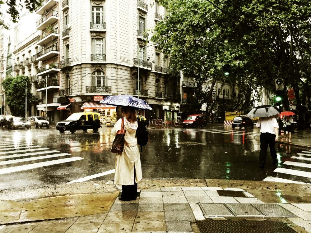 Per le vie di Buenos Aires - foto di Enrico Ratto