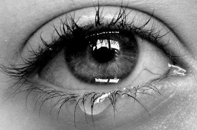 sad crying eyes  Si tu desapareces, yo
