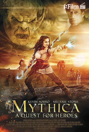 Mythica: A Quest For Heroes 2015 poster